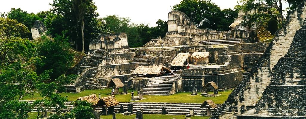 Die Tempel von Tikal