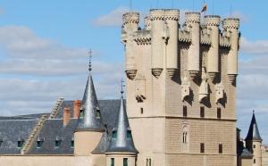Alcazar von Segovia